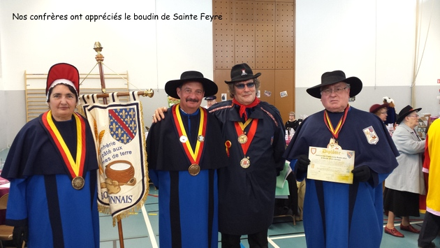 Boudin St feyre B