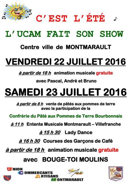 UCAM show